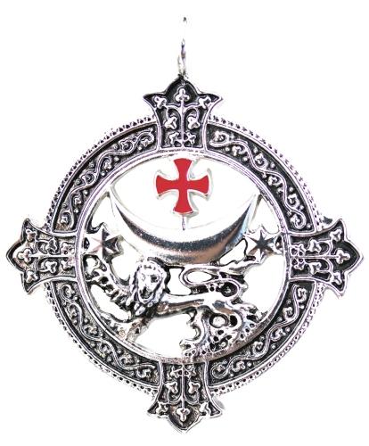 The Templar Lion